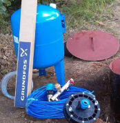 Комплект оборудования для монтажа скважинного насоса